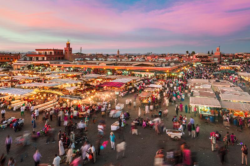 【摩洛哥景點推薦】撒哈拉沙漠之外的必去景點| KAYAK旅遊網誌