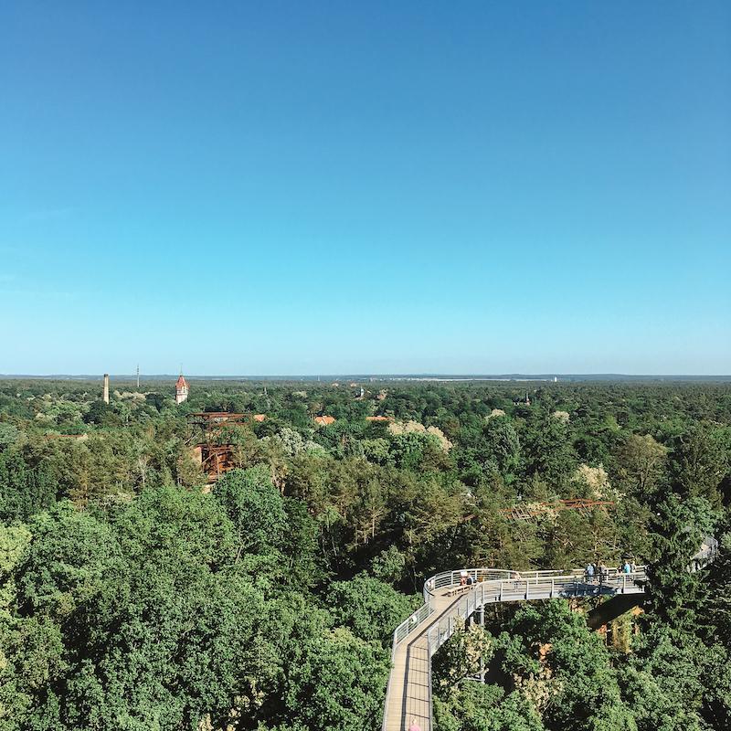 柏林隱世景點