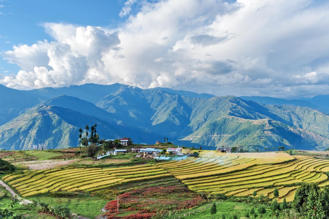 改變一生的不丹之行:喜馬拉雅山的靈性國度