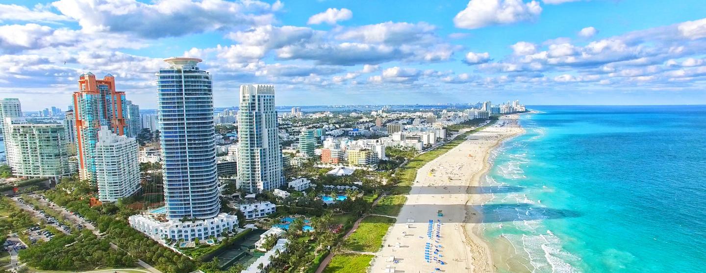 邁阿密海灘租車