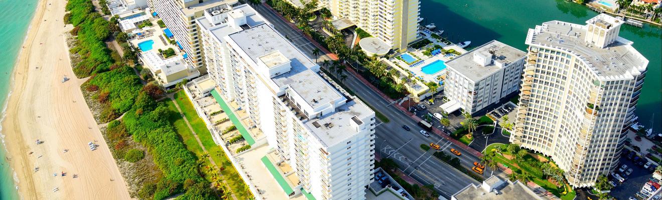 邁阿密海灘酒店