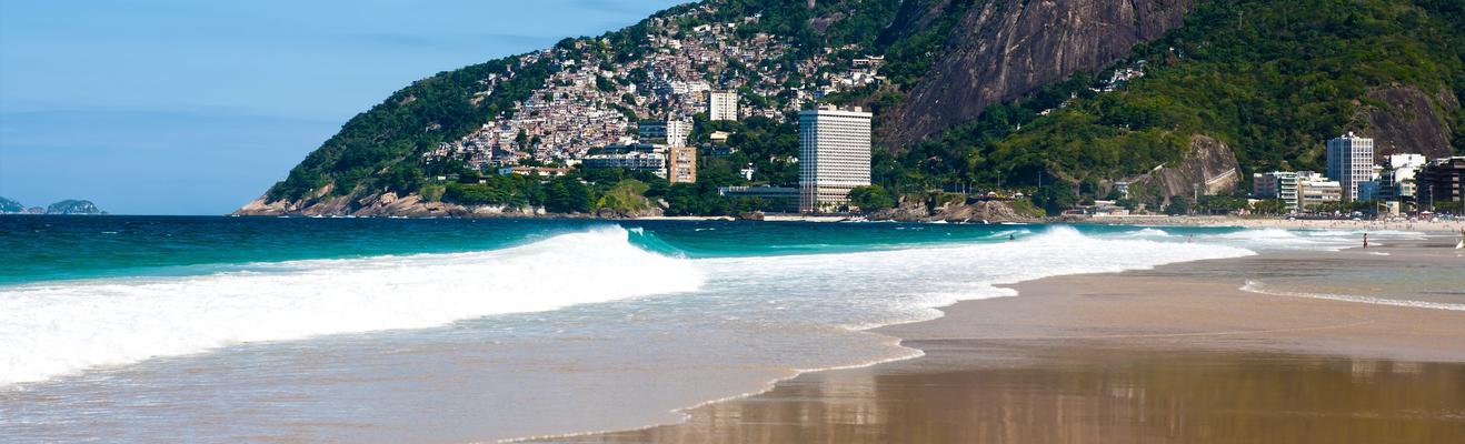 Rio de Janeiro - Beach, Urban, Nightlife