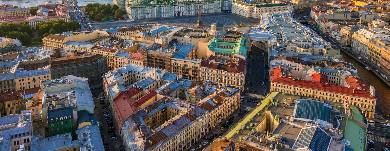 聖彼得堡租車