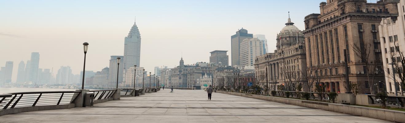 Shanghai - Urban, Historic