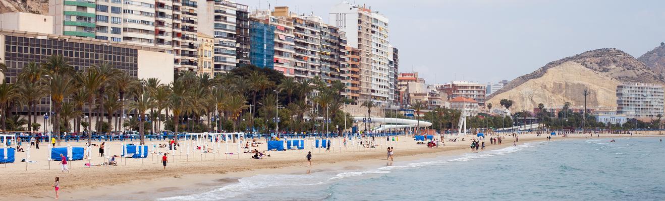 Alicante - Beach, Romantic, Eco, Historic