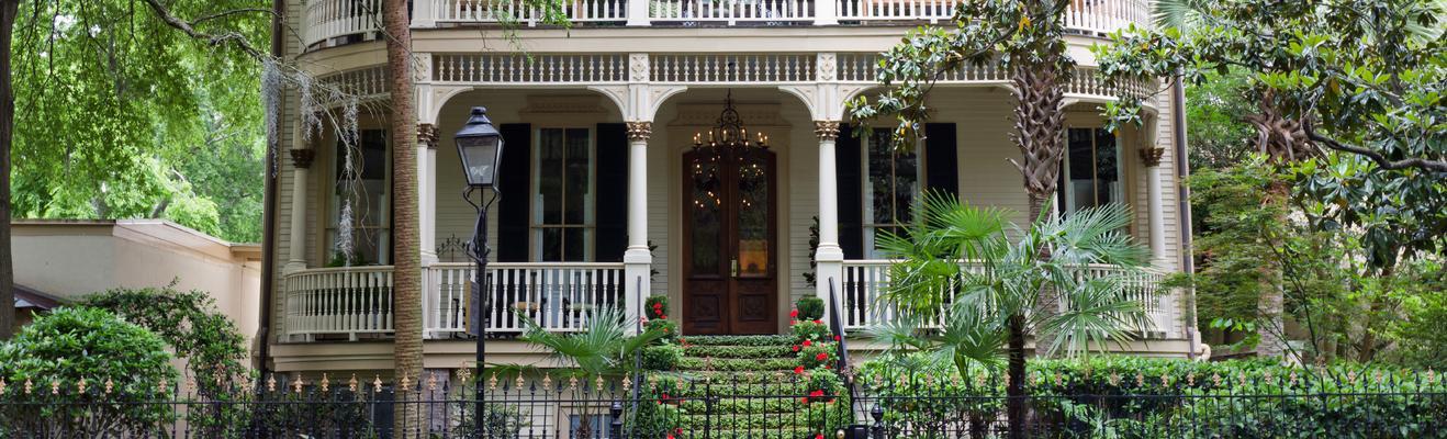 Savannah - Urban, Historic