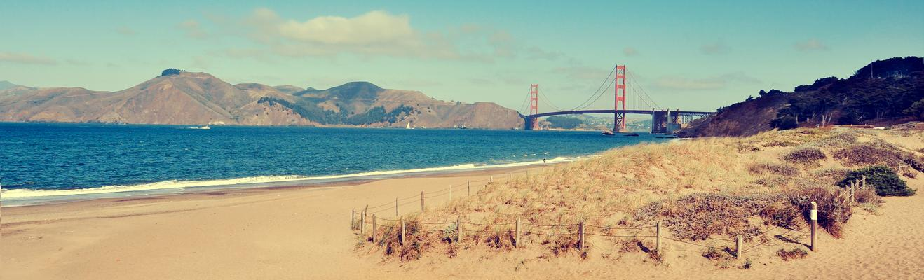 San Francisco - Beach, Romantic, Shopping, Eco, Urban, Historic, Nightlife