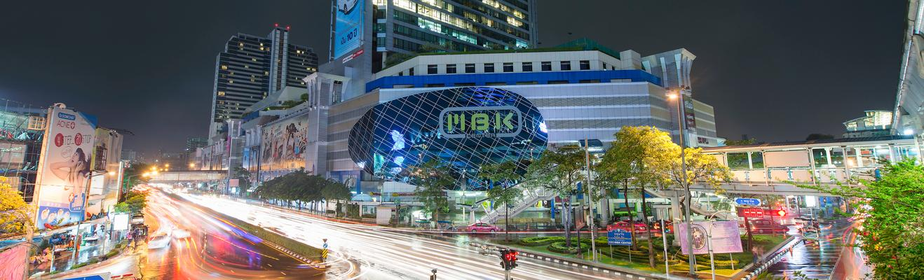 Bangkok - Urban, Historic, Nightlife