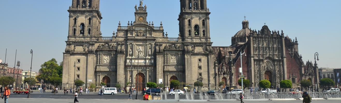 Mexico City - Shopping, Urban, Historic, Nightlife