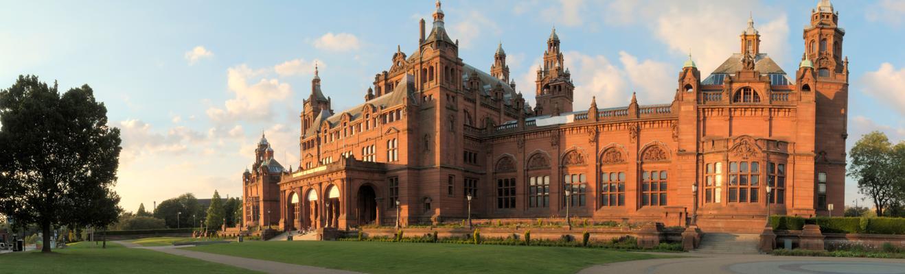 Glasgow - Romantic, Eco, Historic