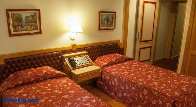 King Hotel - 聖保羅 - 臥室