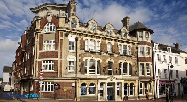The Crown Hotel - 韋茅斯 - 建築
