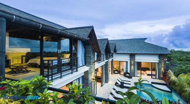 14 Palms - 烏魯瓦圖 - 建築