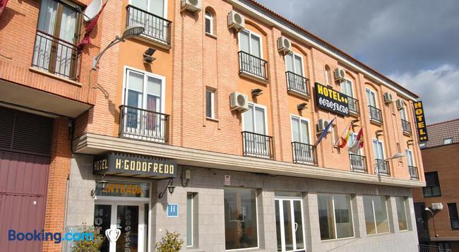 Hotel Godofredo - 托萊多 - 建築