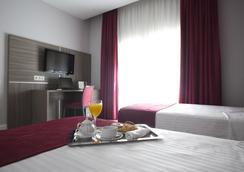 塞拉諾絲綢酒店 - 馬德里 - 臥室