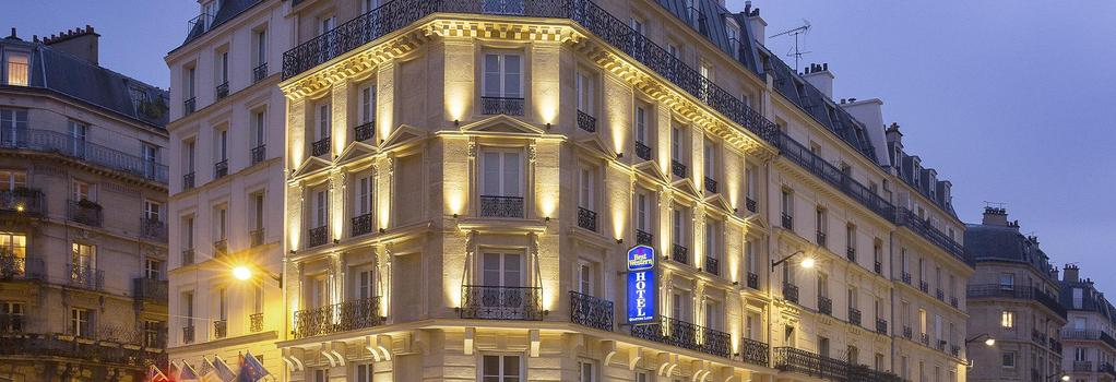Best Western Quartier Latin Pantheon - 巴黎 - 建築