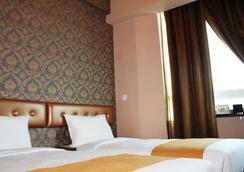 華麗銅鑼灣酒店 - 香港 - 臥室