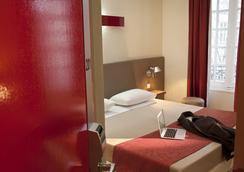 快樂文化波爾多克里蒙梭卡德斯特酒店 - 波爾多 - 臥室