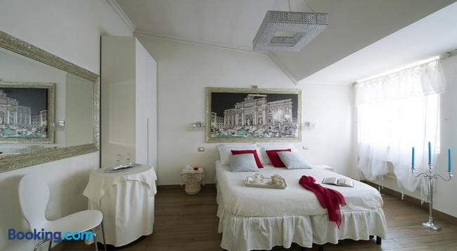 Suites Roma Tiburtina Luxury - 羅馬 - 臥室