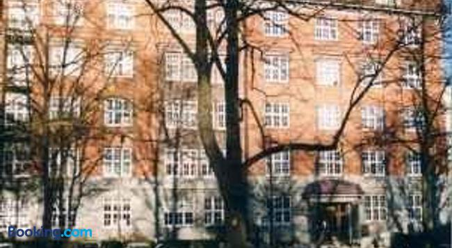 Hotel Preuss im Dammtorpalais - 漢堡 - 建築