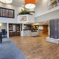 Best Western Plus Peak Vista Inn & Suites We invite you to relax in our lobby.