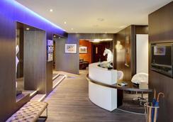 貝斯特韋斯特德拉寶斯特酒店 - Troyes - 大廳