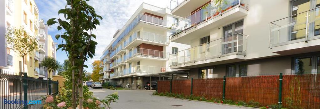 Apartamenty Bursztynowe - Sun Seasons 24 - Kolobrzeg - 建築