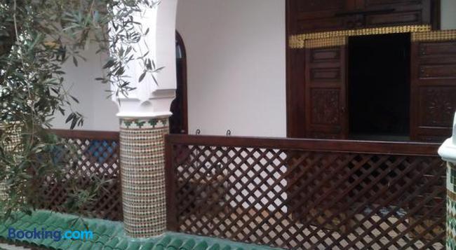 Riad Alma Mouassine - 馬拉喀什 - 建築