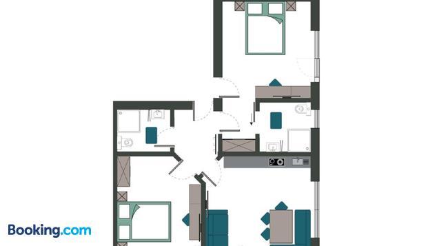 Haus Fidelis Riml - 索爾登 - 建築