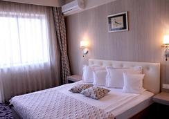 席爾瓦貝斯特韋斯特酒店 - 錫比烏 - 臥室