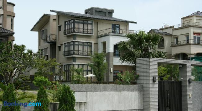 My House Homestay - 宜蘭 - 建築