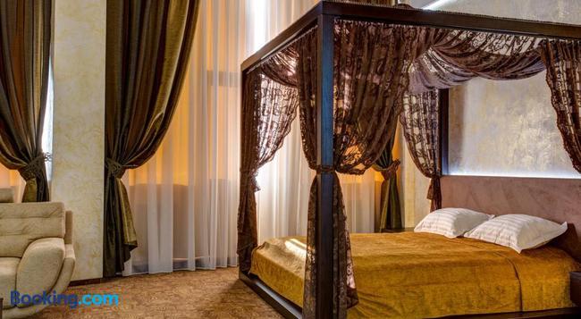 Khan-Chinar Hotel - 第聶伯羅彼得羅斯夫斯克 / 第聶伯羅彼得羅斯夫克 - 臥室
