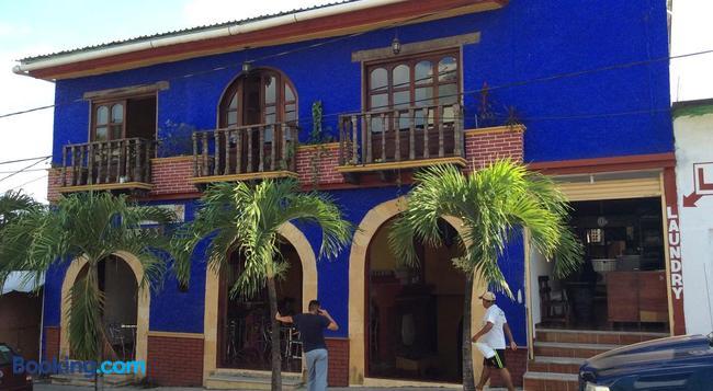Posada Aguila Real - 帕倫克 - 建築
