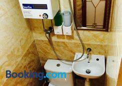 司麗普因酒店 - 香港 - 浴室