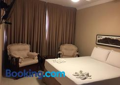 Hotel Santiago Centro - 特雷索波利斯 - 臥室