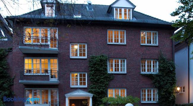 Von Deska Townhouses - Ivy House - 漢堡 - 建築