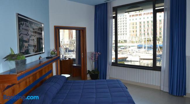 Hotel Transatlantico - 那不勒斯/拿坡里 - 臥室