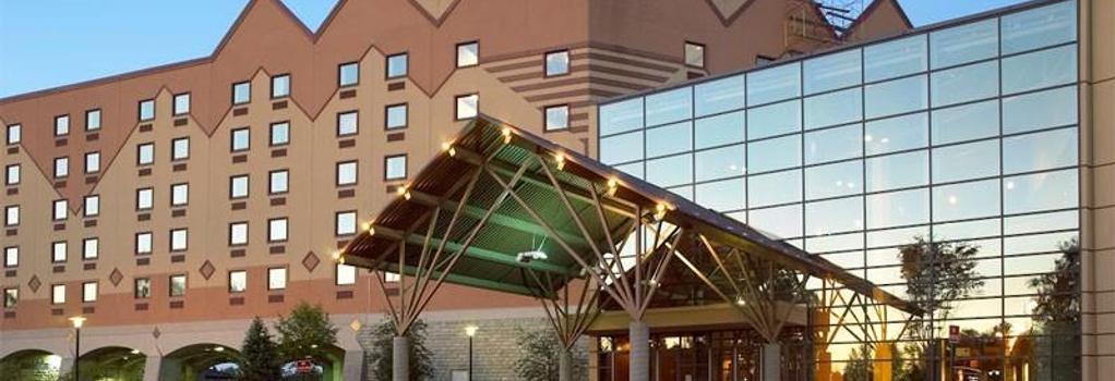 Kewadin Sault Ste Marie Hotel - Sault Ste. Marie - 建築