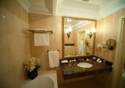 諾比利斯酒店 - 利沃夫 - 臥室