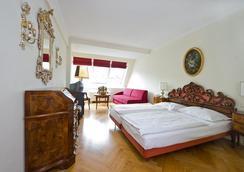 皇家酒店 - 維也納 - 臥室