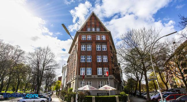 Hotel Fresena im Dammtorpalais - 漢堡 - 建築
