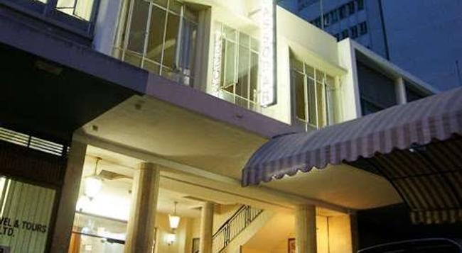 New Ambassador Hotel - Harare - 建築