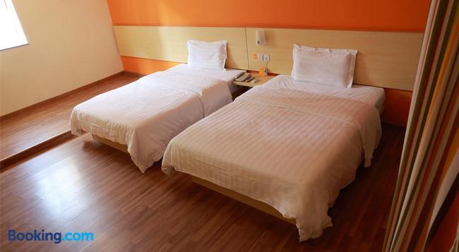 7Days Inn Hangzhou Xiasha - 杭州 - 臥室