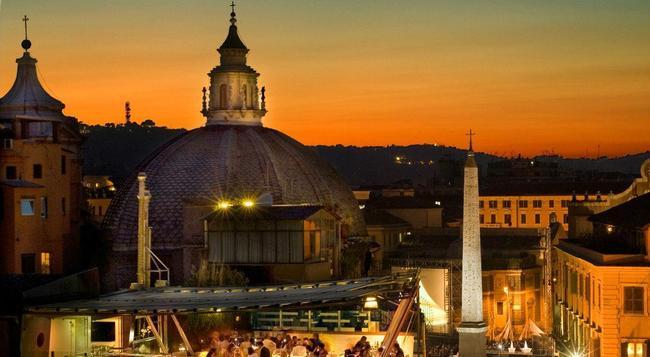 Valadier Hotel - 羅馬 - 建築
