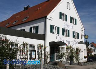 Hotel Gasthaus Wangerhof