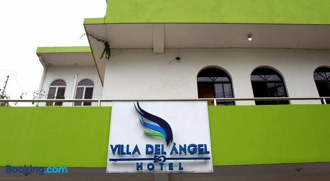 Villa del Angel Hotel - San Salvador - 建築