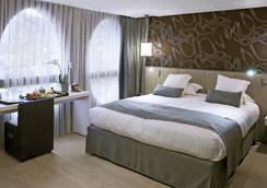 貝斯維斯特高級酒店 - 里爾 - 臥室