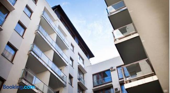 Quality Point Apartments - 布達佩斯 - 建築