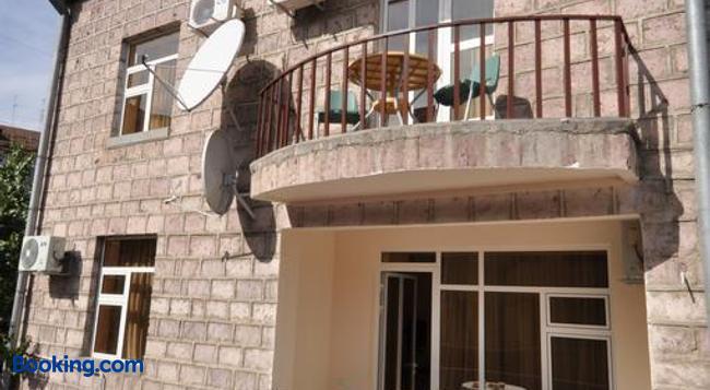 Albert House Hotel - Yerevan - 建築