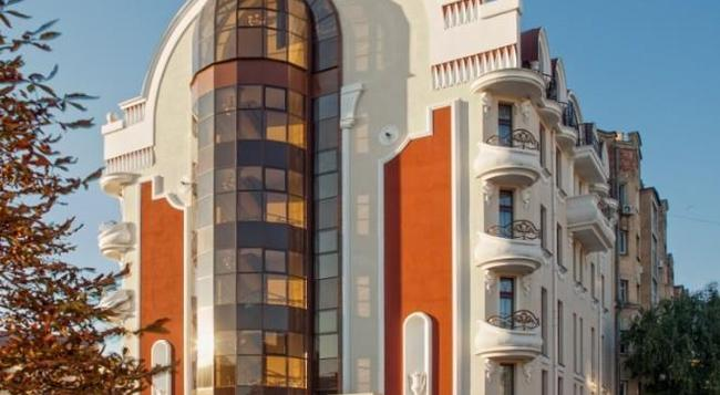 Staro Hotel - 基輔 - 建築